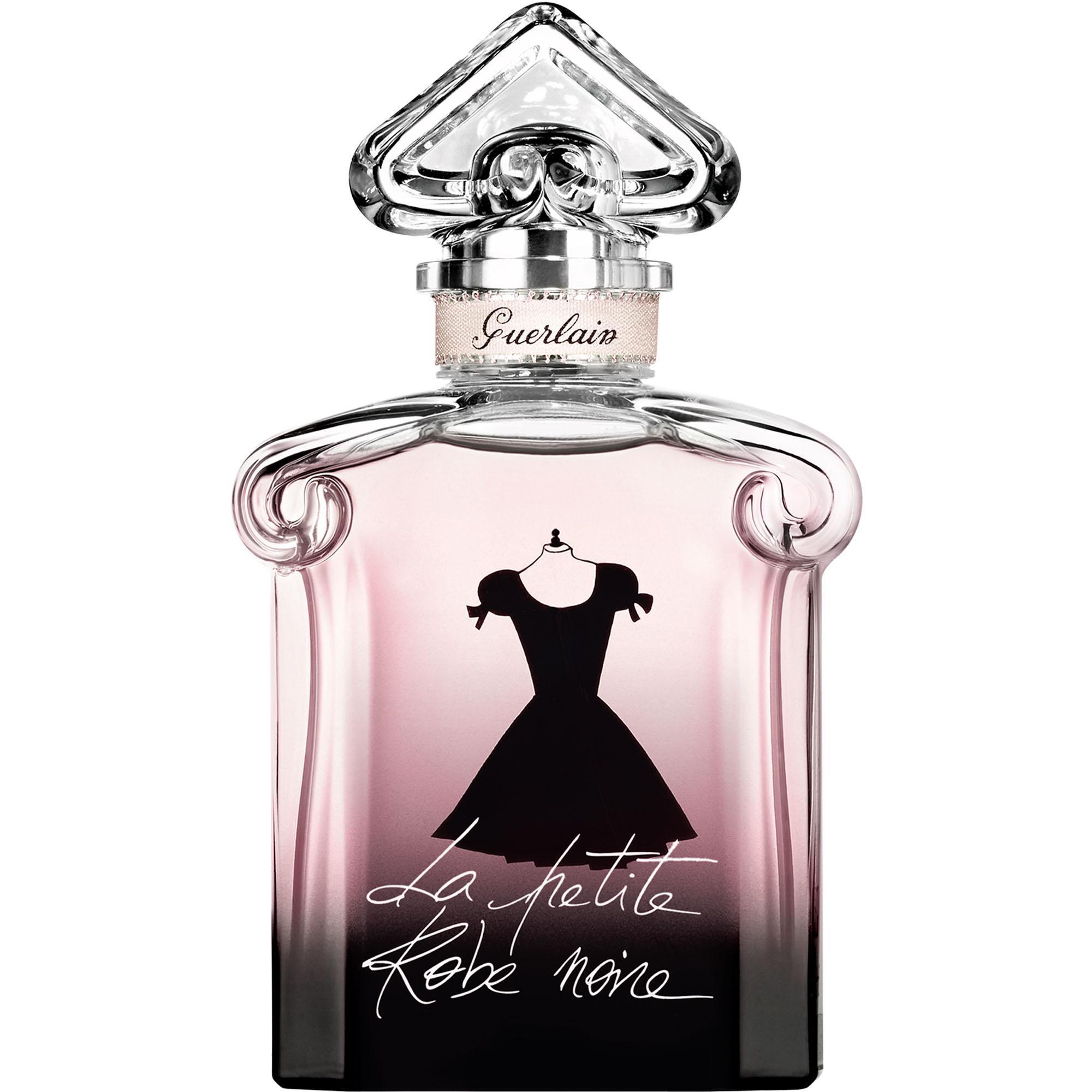 Robe noir parfum