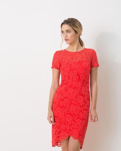 Robe rouge 123