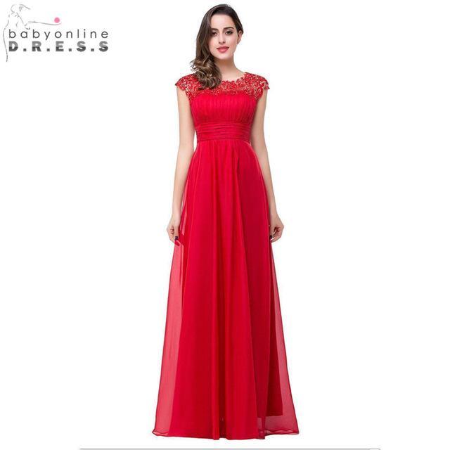 Robe rouge demoiselle d honneur