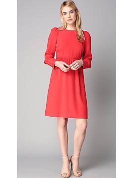 Robe rouge tara jarmon