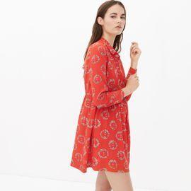 Robe sandro rouge