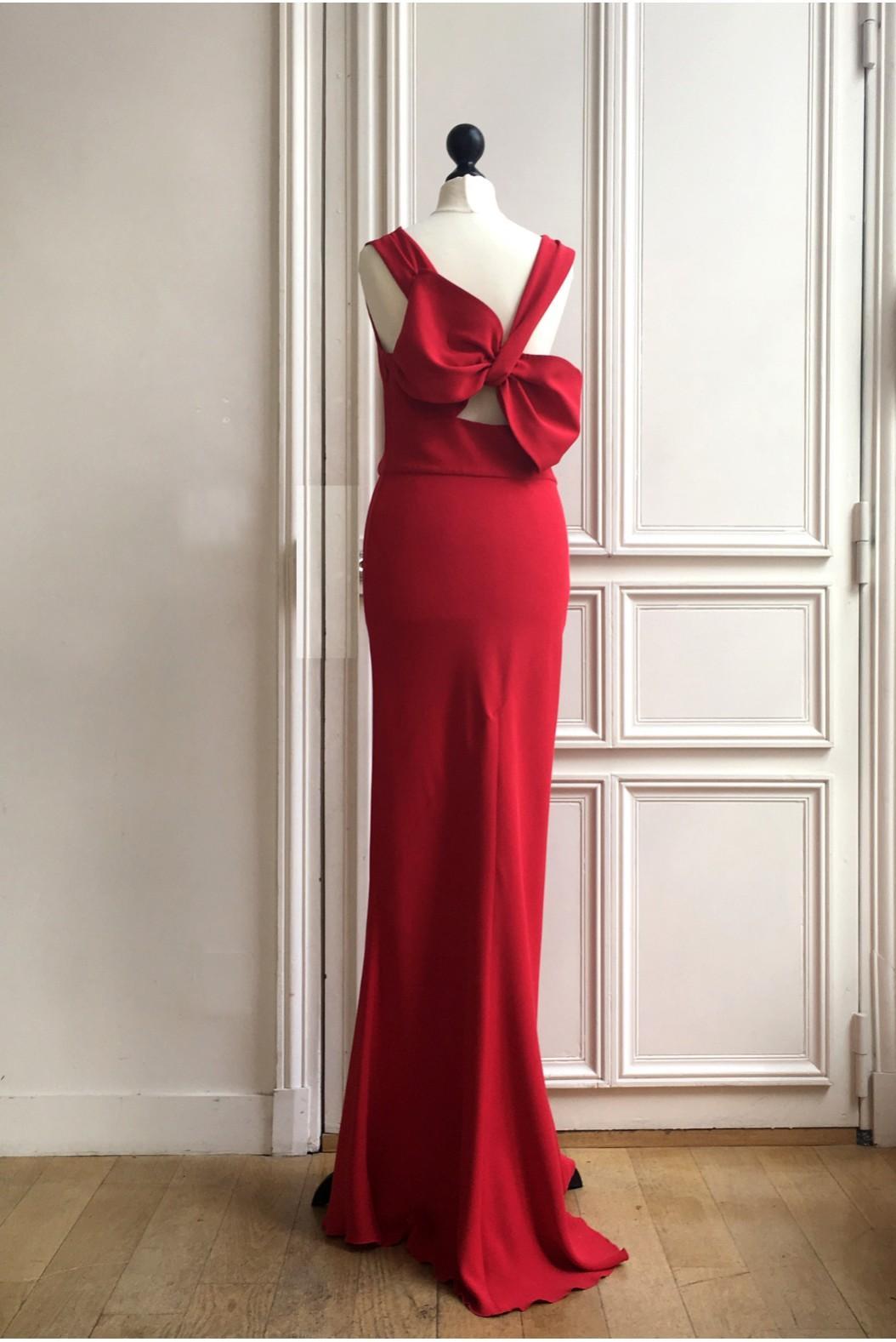 Robe valentino rouge