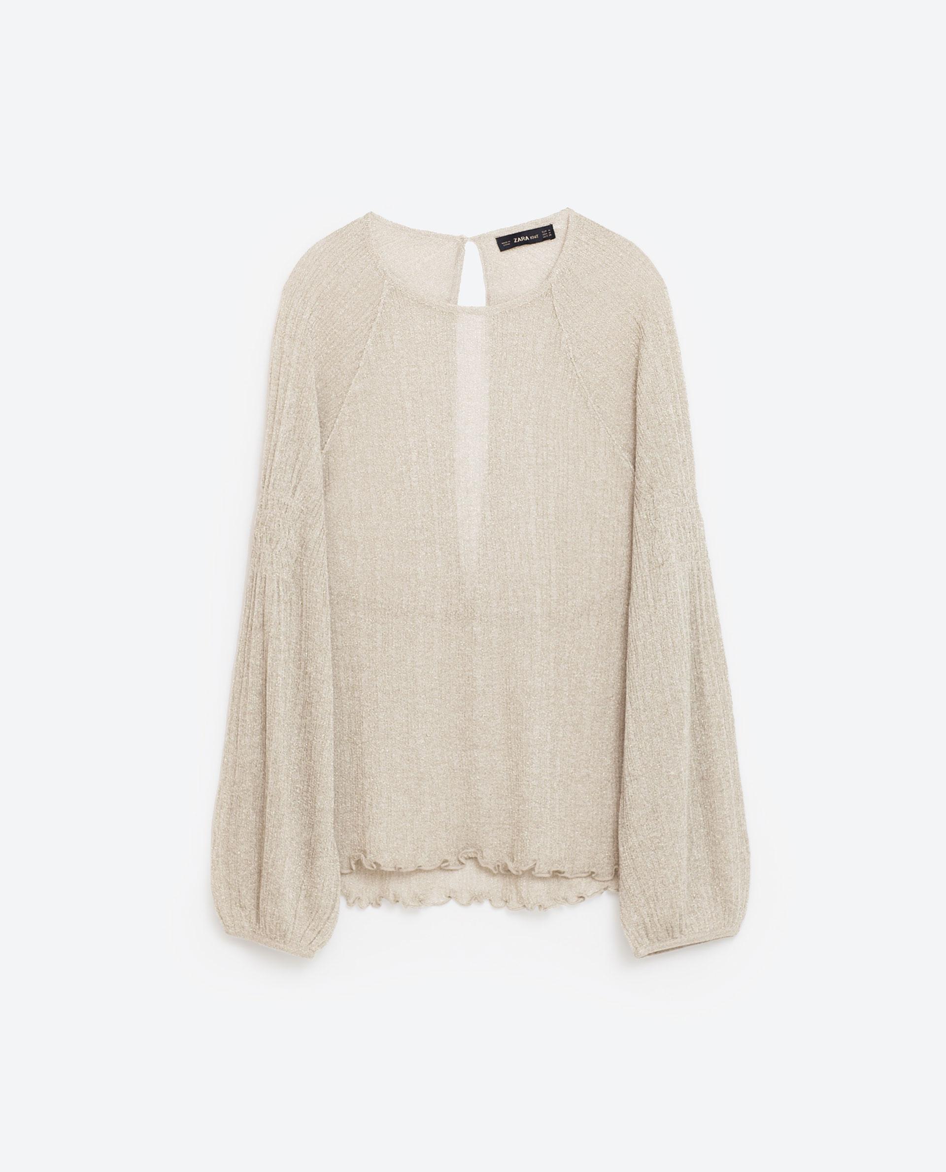 Zara femme pull